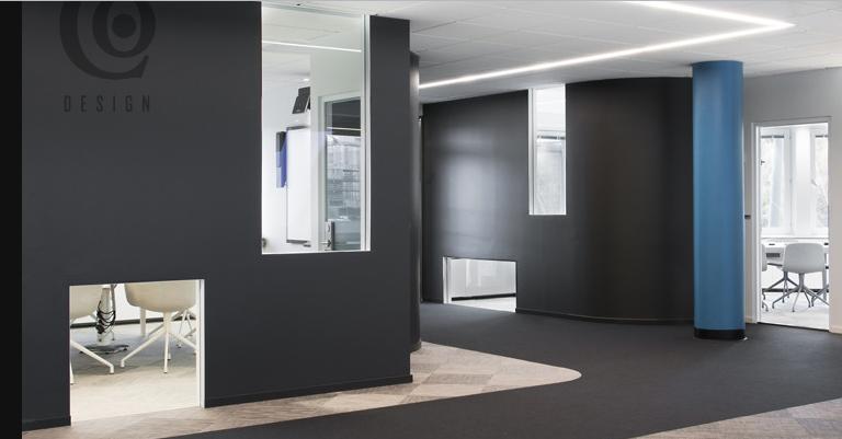 ATG IT interior, designed by Note Design Studio 2