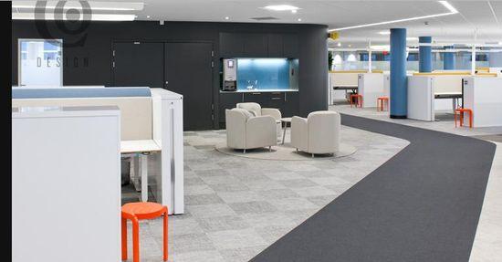 ATG IT interior, designed by Note Design Studio 5