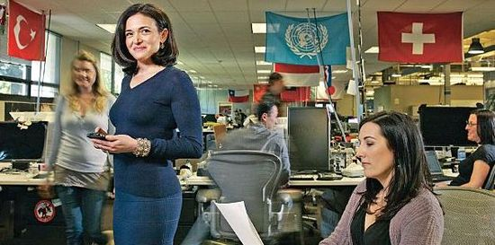 Mark Zuckerberg should take his lead from Facebook Chief Operating Officer Sheryl Sandberg who always dresses very professionally