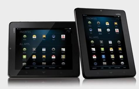 Vizio 8-in Android tablet
