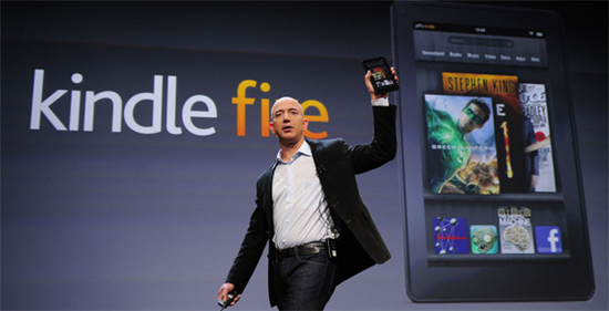 The Tablet War Between The Kindle Fire and The Apple iPad