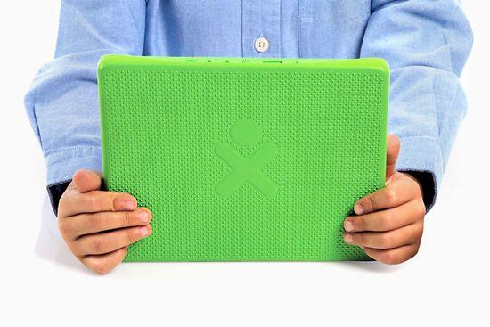 Fuse Project One Laptop Per Child XO-3 laptop 5