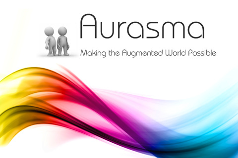 Aurasma Augmented Reality Visual Browser App for the iPhone and Android phones