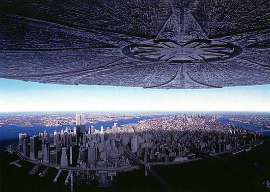 Contact with highly advanced extra-terrestrial beings is a distinc possibility, but what happens when we do make contact