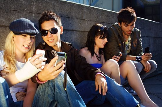 Teens today are growing up in a world of emerging technologies.