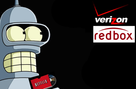Redbox and Verizon form strategic partnership to form a new streaming service. Will compete against Netflix, HULU and Amazon