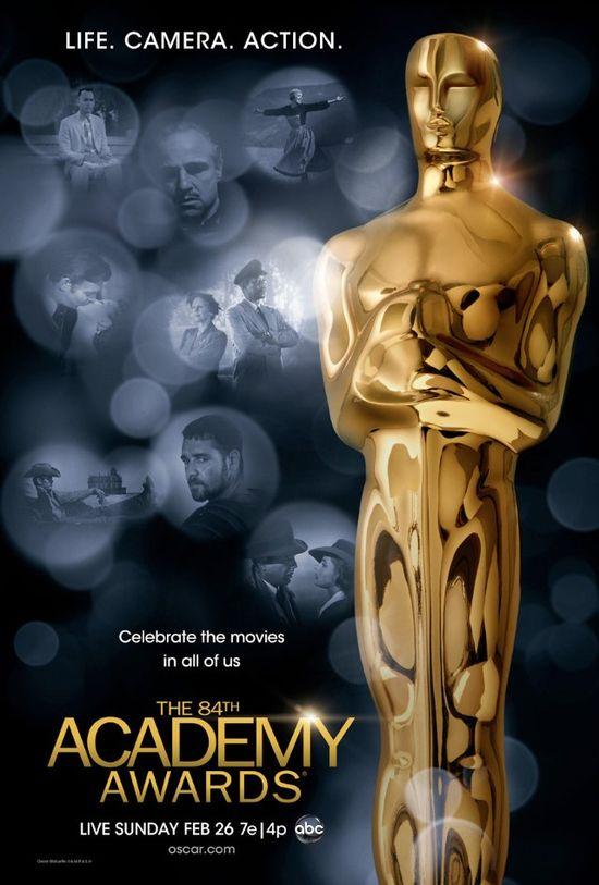 The 84th Academy Awards - February 26, 2012