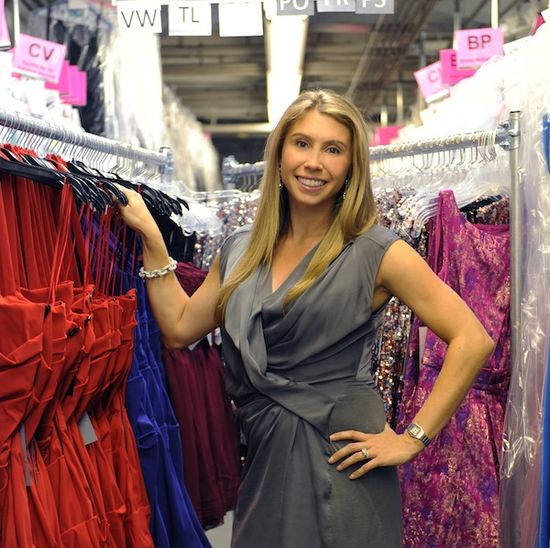 Rent The Runway co-founder and President Jennifer Fleiss