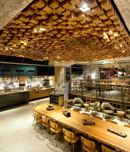 Starbucks concept store in Amsterdam is a lab for reinventing the brand 7
