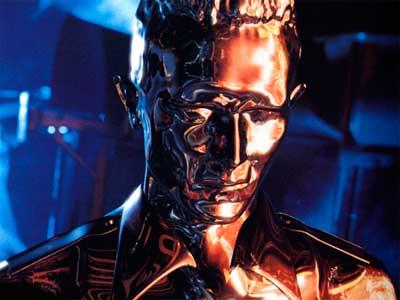 Terminator 2 liquid metal robot