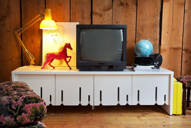 IKEA PS Collection for 2012 - TV bench by Lisa Widen and Anna Wallin Irnarchos - $179