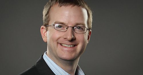 Mike Schroepfer, Vice-President of Engineering at Facebook