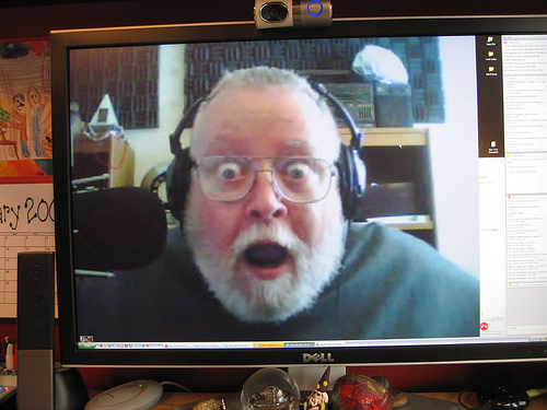 Video chatting on your home HDTV is now not only a reality but will probably be commonplace over the next three years
