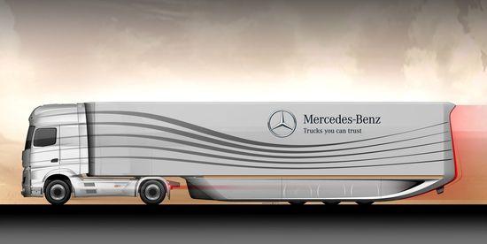 Mercedes-Benz Aero Trailer 3