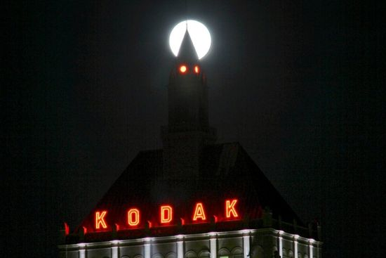 CLICK - Time to turn the lights off at Kodak