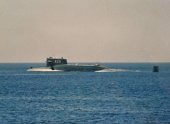 China's Type-092 Nuclear Ballistic Missile Submarine (SSBN)