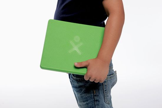 Fuse Project One Laptop Per Child XO-3 laptop 2