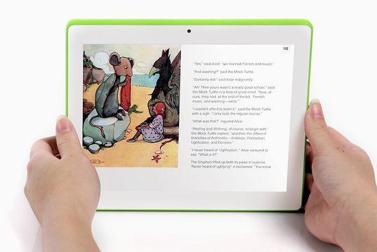 Fuse Project One Laptop Per Child XO-3 laptop 6