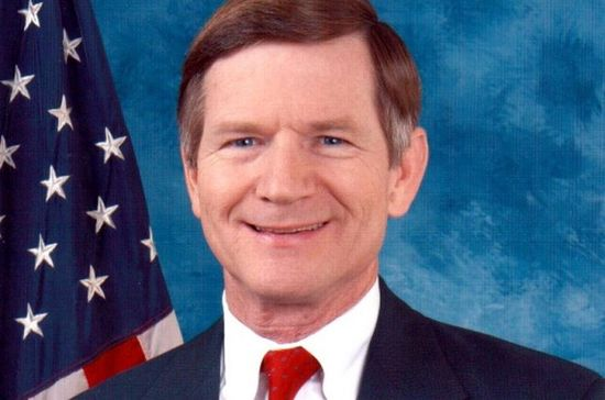 Lamar Smith, the chief sponsor of the 'Stop Online Piracy Act' (SOPA)