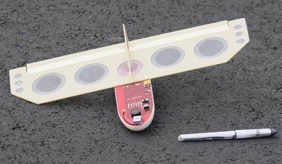 CICADA Mark III autonomous glider (Naval Research Laboratory)
