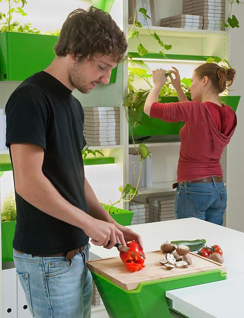 Charlotte Dieckmann and Nils Ferber's Parasite Farm 1