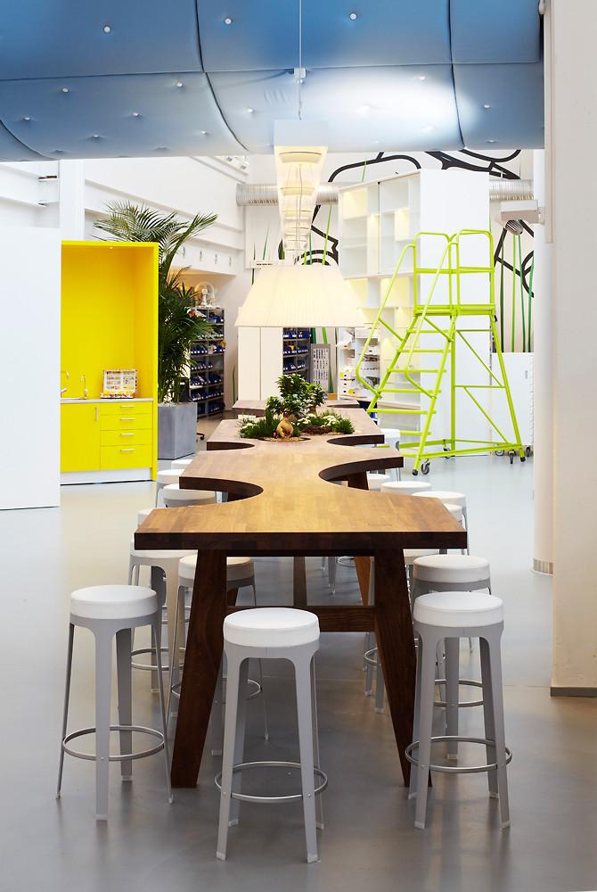 Lego PMD kitchen area