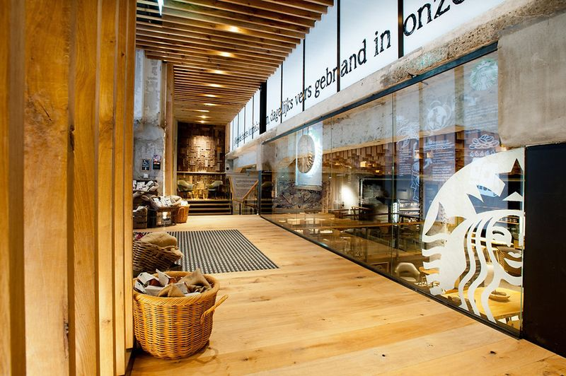 Starbucks concept store in Amsterdam is a lab for reinventing the brand 2