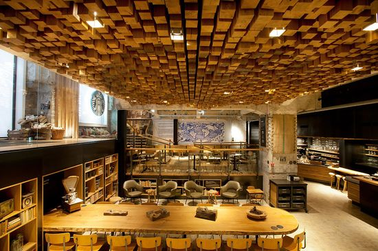 Starbucks concept store in Amsterdam is a lab for reinventing the brand 5