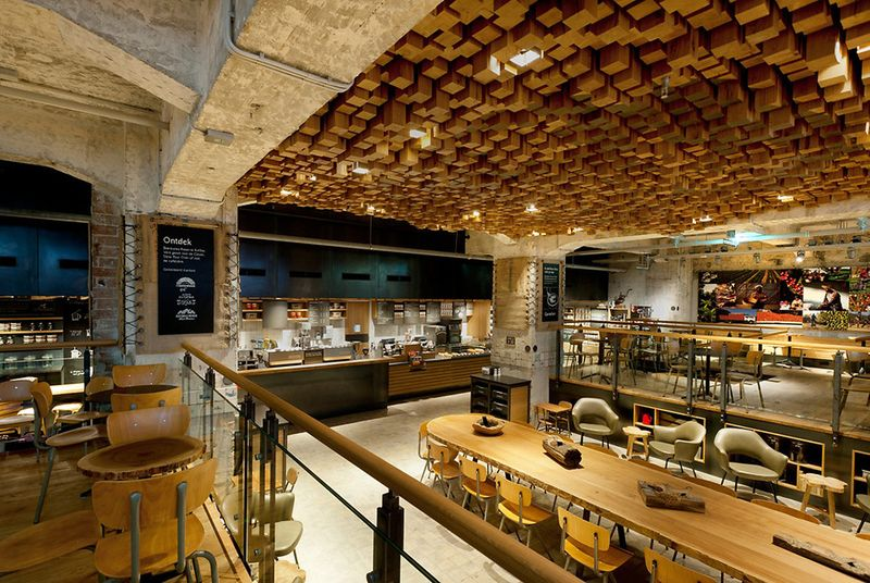 Starbucks concept store in Amsterdam is a lab for reinventing the brand 6
