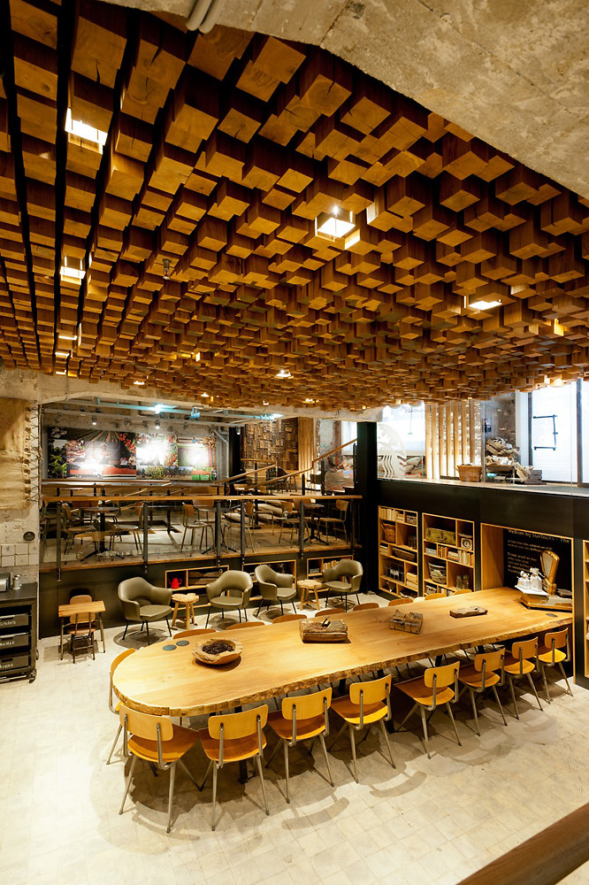 Starbucks concept store in Amsterdam is a lab for reinventing the brand 9