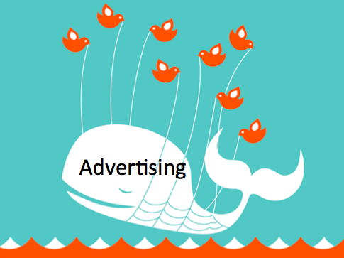 Twitter business advertising