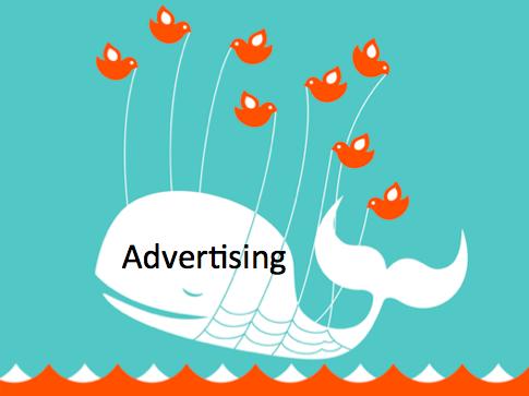 Twitter business advertising