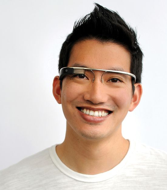 Google HUD glasses 3