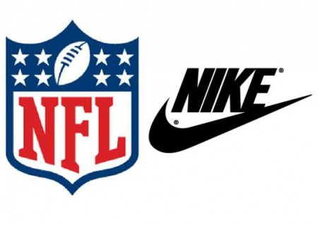 Nike will now supply National Football League with its uniforms and accessories