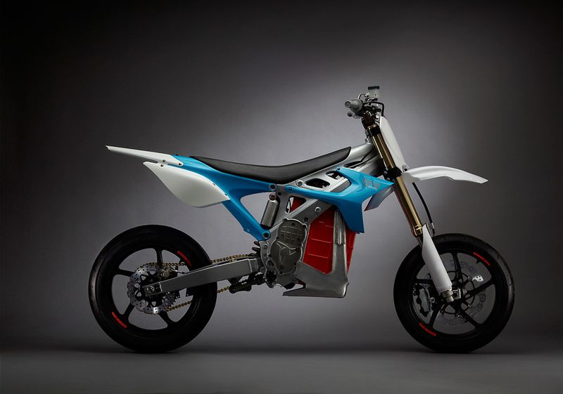 BRD RedShift all-electric motorcycle is unlike anything out there, delivering outstanding speed and performance