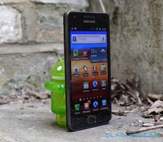 Samsung Galaxy S-II