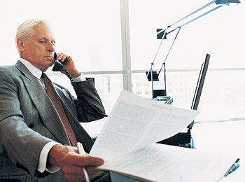 Senior corporate executive