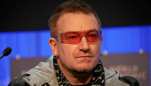 Bono, the U2 rocker is co-founder of Elevation Partners and an investor in Facebook and other internet startups