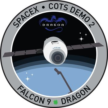 SpaceX - COTS2 Falcon 9 and Dragon