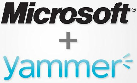 Microsoft and Yammer acquisition
