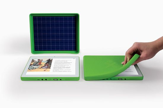 Fuse Project One Laptop Per Child XO-3 laptop 3