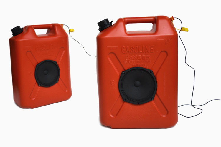 The Jerrycan Speaker