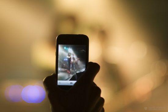 Mobile phones with built-in digital cameras affected the sales of regular digital cameras