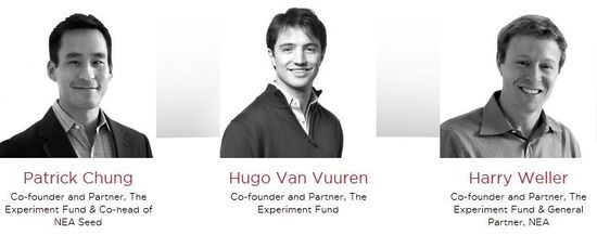 The Experiment Fund co-founders