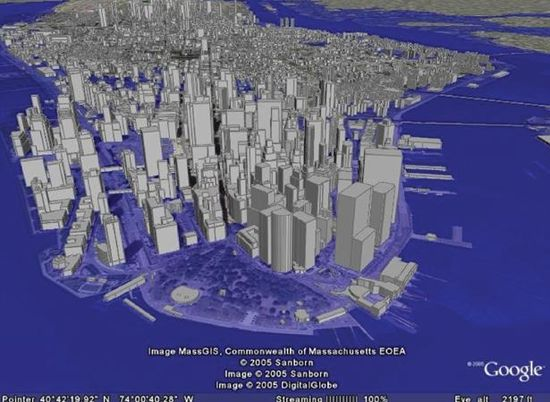 A storm surge modeling system developed by New York Sea Grant scientists can predict flood levels and flooding during storm surges that strike New York City