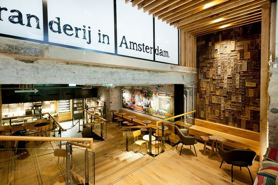 Starbucks concept store in Amsterdam is a lab for reinventing the brand 4