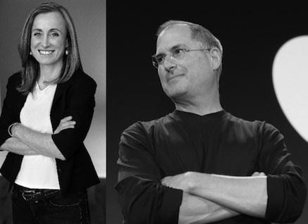 Mona Simpson was Steve Jobs sister
