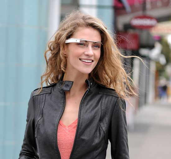 Google HUD glasses 2