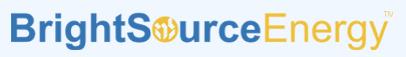 BrightSource Energy logo
