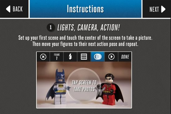 LEGO-Hero-Movie-Maker-App